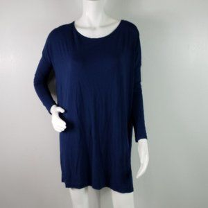 Piko 1988 Dress Sz XL Long Sleeve Crew Neck